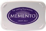 Stamp Pad Memento Grape