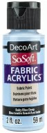 DecoArt SoSoft 59ml Baby Blue
