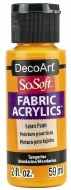 DecoArt SoSoft 59ml Orange Tangerine