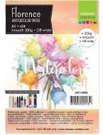 Watercolour Paper Smooth A5 24pk 95lb/200gm