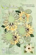 Leane Creatief Die Multi Flower #6 459630