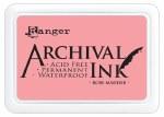 Ranger Archival Inkpad Rose Madder