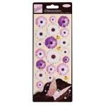 Dimensions Purple Daisies