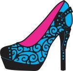 Cheery Lynn Die High Heel