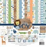 Paper Pk 12x12 EP Baby Boy