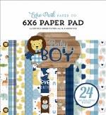 Paper Pk 6x6 EP Baby Boy