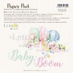 Paper Pk 6x6 LC Baby Boom
