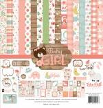 Paper Pk 12x12 EP Baby Girl