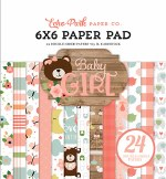 Paper Pk 6x6 EP Baby Girl