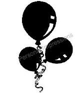 R/Stamp F Balloons