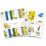 Paper Pk 6x6 PT Garden Books