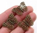 CAS Embellies Butterflies 10pk
