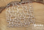 Chipboard Brick Wall