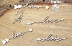 Chipboard Boho Small Arrows