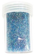 Hobby Crafting Fun Mini Pearls Blue