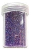 Mini Pearls 22gm Purple