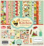 Paper Pk 12x12 CB Country Kitchen