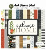 Paper Pk 6x6 CB Welcome Home