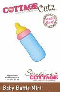 CottageCutz Die Mini Babys Bottle