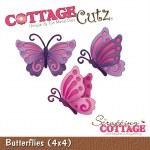 Cottagecutz Butterflies
