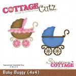 Cottagecutz Baby Buggy