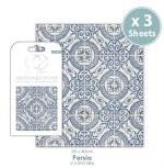 Decoupage Paper Persia