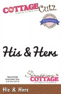 Cottagecutz His&Hers Script