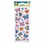 Fun Stickers Blooms & Butterflies