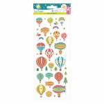 Fun Stickers Hot Air Balloons^
