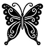 Marianne Craftables Butterfly