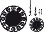 Marianne Craftables Clock