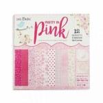 Paper Pk 12x12 LB Pretty Pink