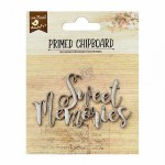 Chipboard LB Sweet Memories