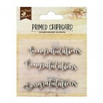 Chipboard LB Congratulations