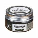 LittleBirdie Embossing Texture Paste 50g- Iced Slate
