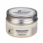LittleBirdie Embossing Texture Paste 50g- Frosty Fizz