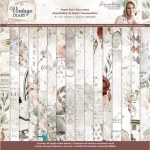 Crafter's Companion Vintage Diary 6x6 Inch Paper Pad