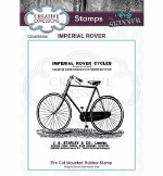 Creative Expressions Pre Cut Rubber Stamp Imperial Rover