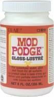 Mod Podge 236ml/8oz Fabric