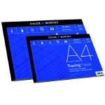 Tracing Pad A4 60gm Daler Rowney