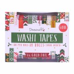 Washi Tape Docrafts Xmas 20pk