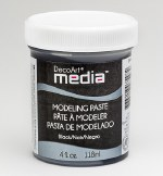 DecoArt Modeling Paste 118ml