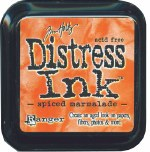 Ranger Tim Holtz Spiced Marmalade Distress Ink Pad