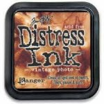 Ranger Tim Holtz Vintage Photo Distress Ink Pad