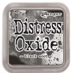 "Distress Oxide Pad 3x3"" Black Soot"