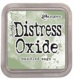 "Distress Oxide Pad 3x3"" Bundled Sage"