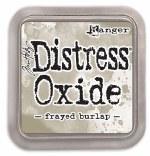 """Distress Oxide Pad 3x3"""" Frayed Burlap"""