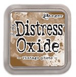 "Distress Oxide Pad 3x3"" Vintage Photo"