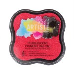 DoCrafts Pigment Ink Pad - Pearlescent Soft Pink