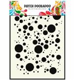Stencil Doobadoo A5 Bubbles